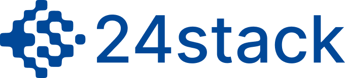 24Stack Logo